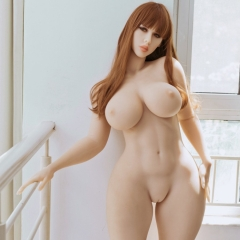 SEXDO 163CM H-cup Big Breast Huge Ass Real Sex Doll Charli