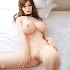 SexDo 168CM Big Breast Pretty Bunny Sexy Real Like Sex Doll Samantha