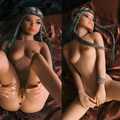 SEXDO  A 155CM Flat Chest Elf Real Love Doll  Kenna