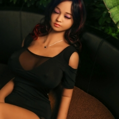SEXDO 158CM big breast E-cup & eyes closed Life Size Sex Doll Anika
