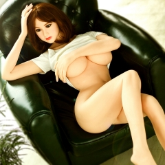 SEXDO 158CM Big Breast Chinese Styles E-cup Sexy Real Sex Doll Romina