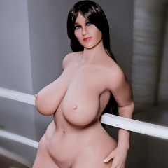 SEXDO 157CM Super Large Ass Big Breast Blue Eyes Sexy Real Sex Doll For Men Amanda